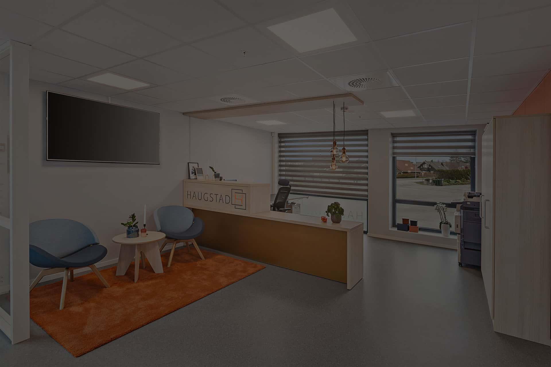 Nytt kontorbygg
