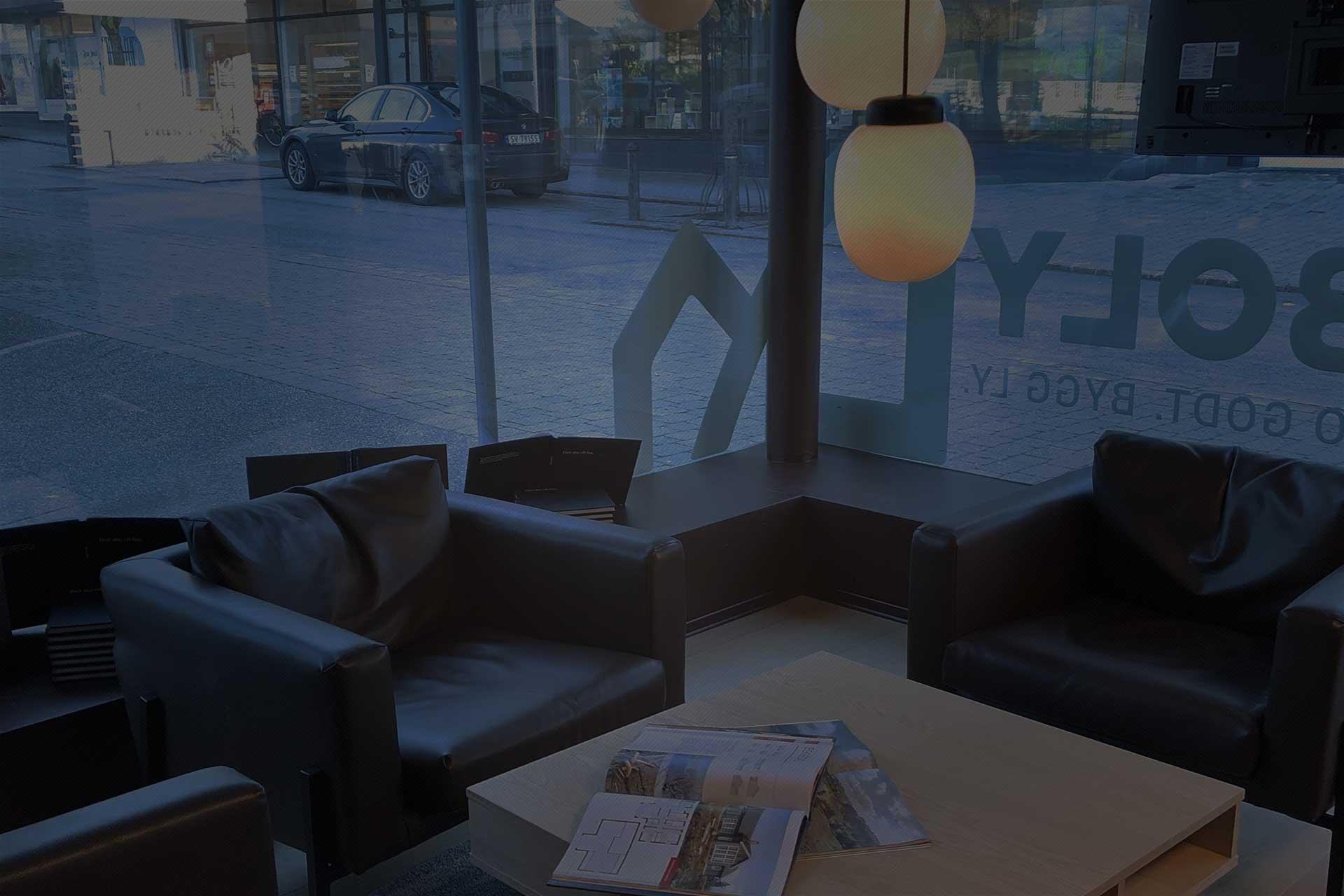 Modernisering av gamle kontorlokaler